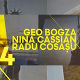 Cineclub OWR: Program Radu Cosașu & Nina Cassian & Geo Bogza