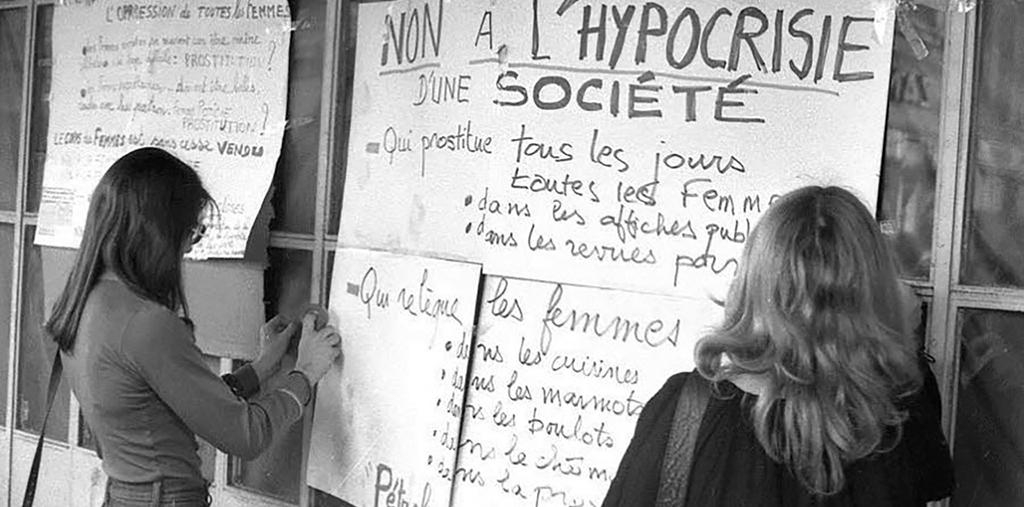 FOCUS CENTRE SIMONE DE BEAUVOIR - ONE IS NOT BORN, BUT RATHER BECOMES, A WOMAN