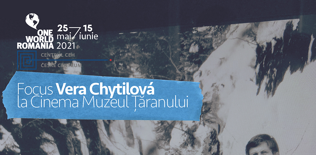 WARM-UP VĚRA CHYTILOVA
