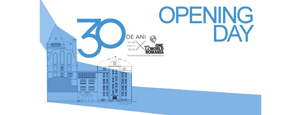 Deschiderea OWR12 - De ținut minte pentru următorii 30 de ani