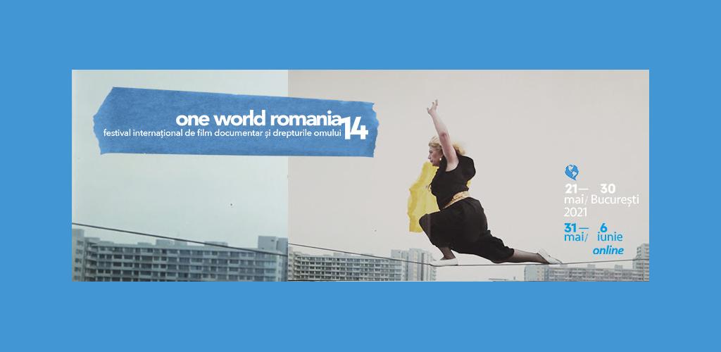 One World România va avea loc în perioada 21 mai – 6 iunie: peste 60 de filme din întreaga lume la ediția cu numărul 14